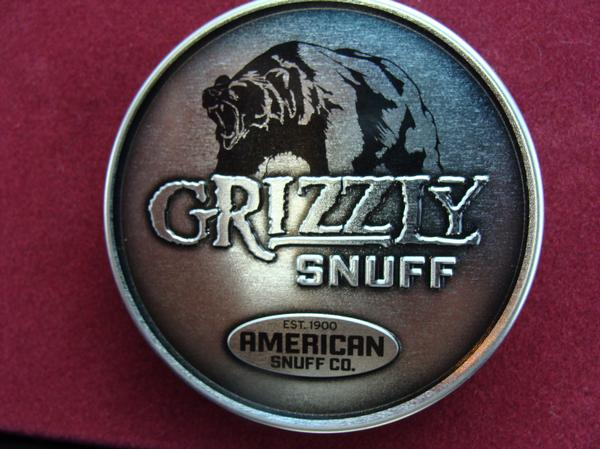 grizzly snuff image search results 600x449