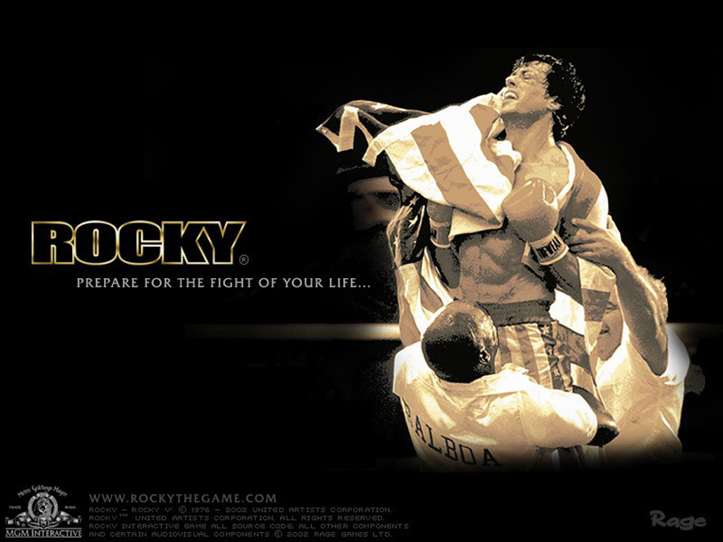 Pics Photos   Rocky Balboa Wallpaper 1024x768