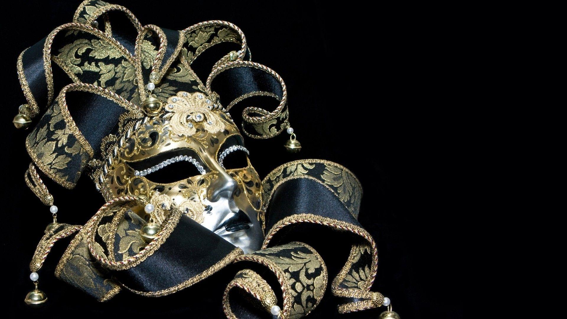 Masquerade Masks   wallpaper masks Pinterest 1920x1080