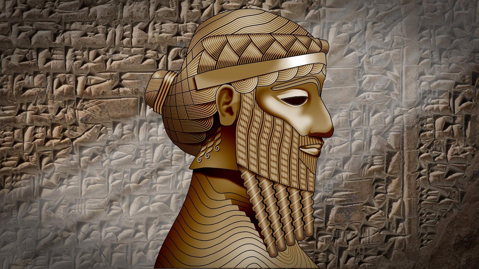 Sumerian Ancient Aliens Anunnaki Propaganda In Mesopotamia 1920x1080