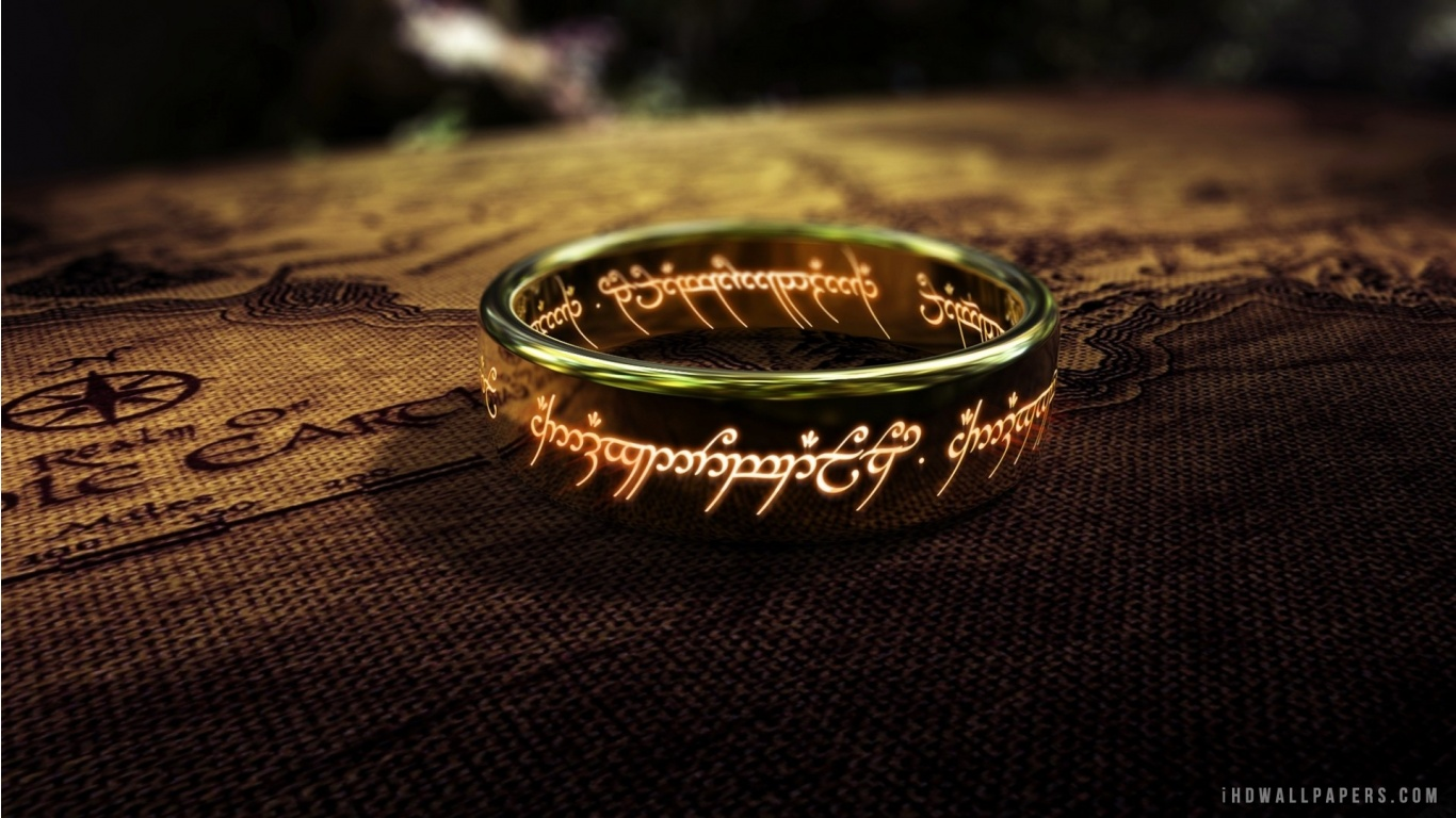 Lord of the Rings HD Wallpaper   iHD Wallpapers 1366x768