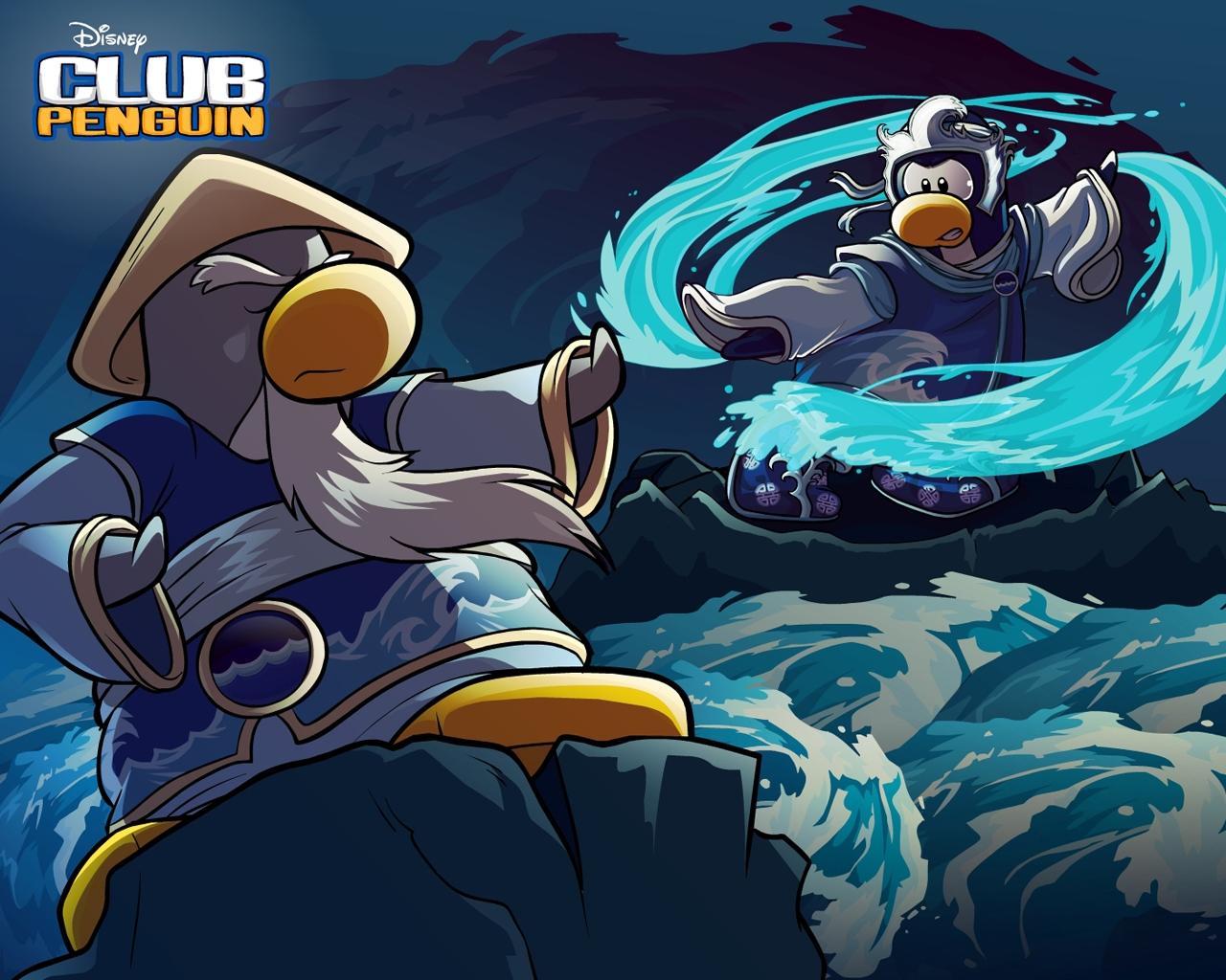 Fondos de Pantalla de Club Penguin Trucos de Club Penguin 1280x1024