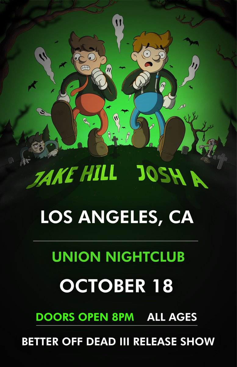 iAmJakeHill on Twitter SEE YOU IN LOS ANGELES WITH 777x1200