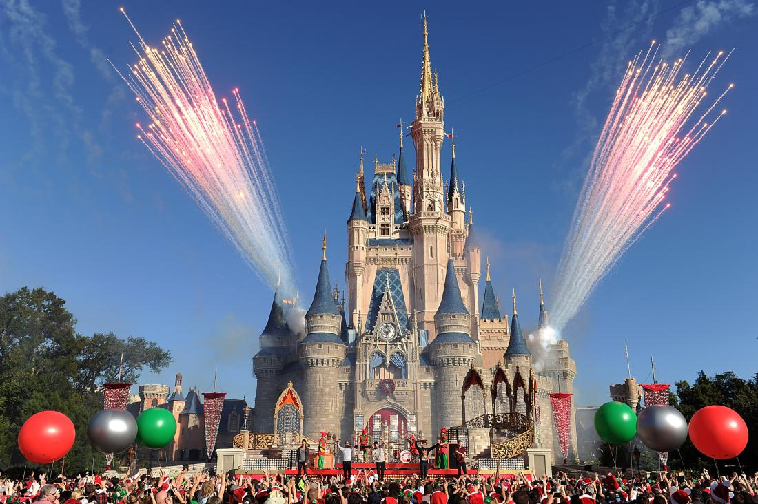 Facts About Magic Kingdom Theme Parks Travel Innate 1100x732
