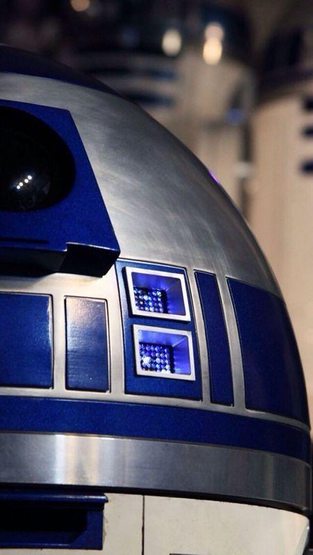 50+] R2 D2 Wallpaper iPhone on WallpaperSafari