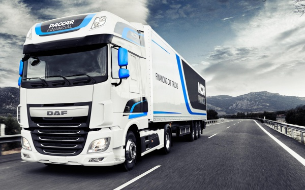 DAF Paccar Truck Wallpapers 600x375