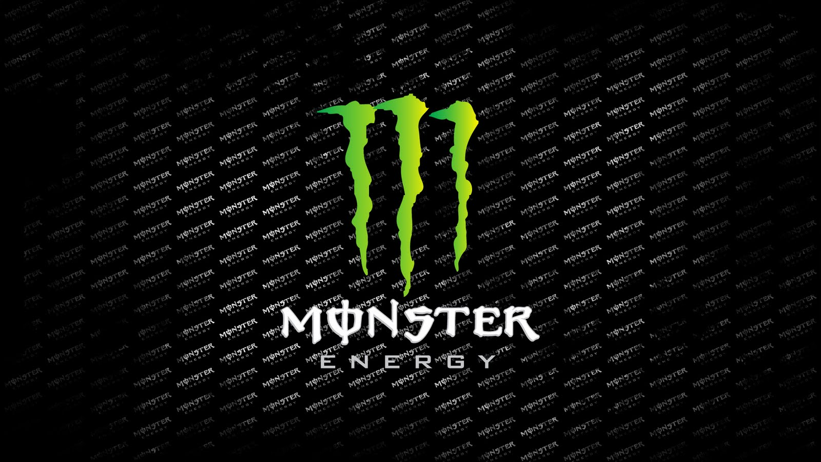 Wallpapers Monster Energy Logo HD Wallpaper 1600x900
