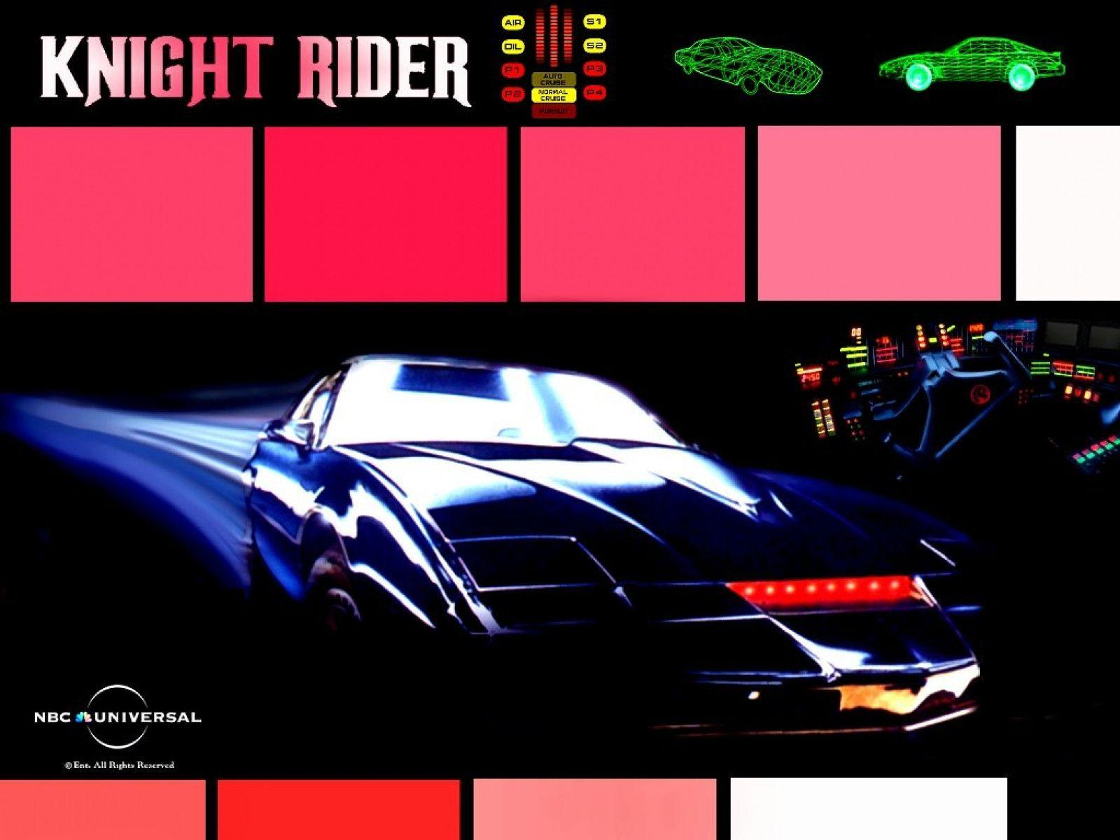 Knight Rider Wallpapers 1600x1200