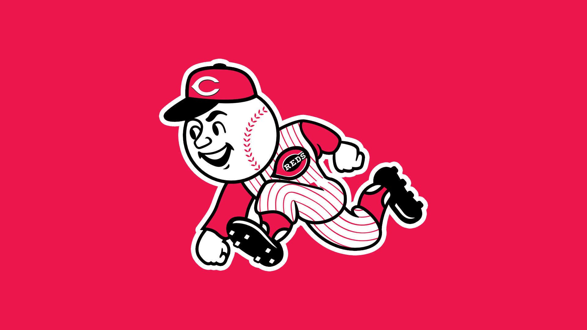 Download now Cincinnati Reds Logo HD Wallpaper Read description info 1920x1080