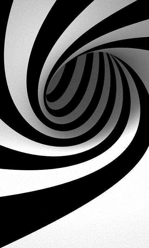 Free Download 480x800 Hd 3d Black And White Nokia Phone Wallpapers