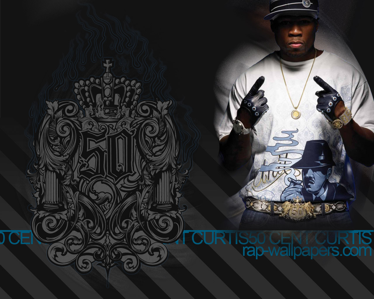 50 CENT WALLPAPERS   Curtis Wallpaper 1280x1024