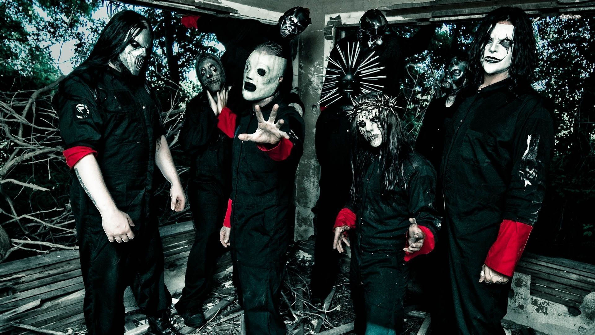 Slipknot Wallpapers Pictures Images 1920x1080