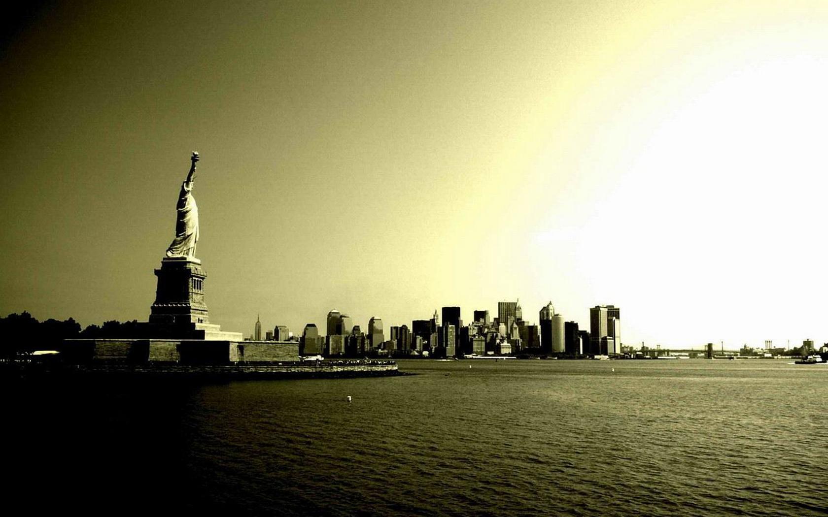 47 Statue Of Liberty Hd Wallpaper On Wallpapersafari