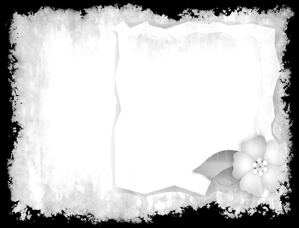 Grunge Paper A little addition to a grunge background Floral insert 600x457
