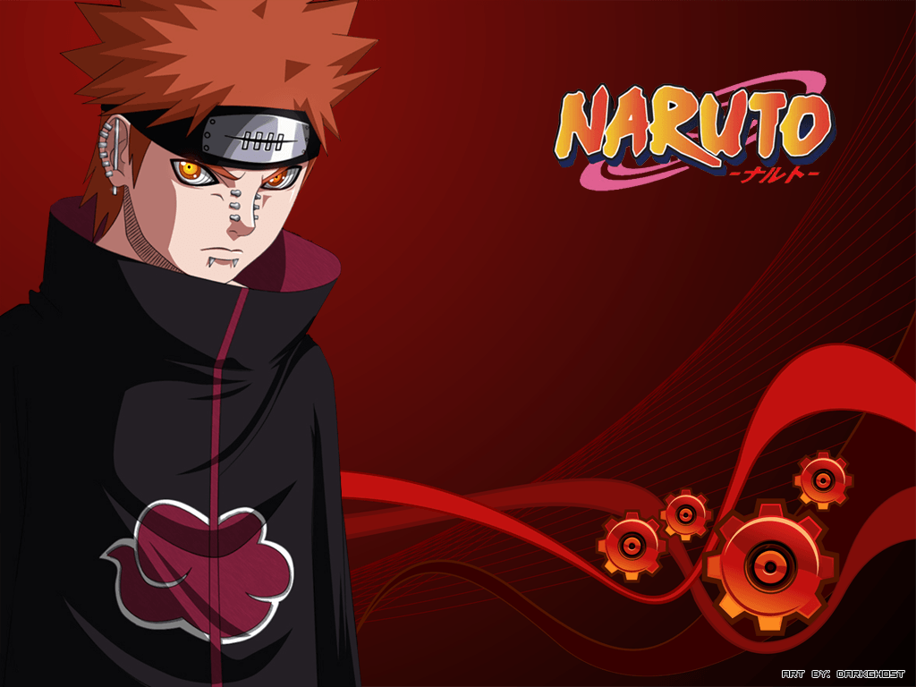 76+ Naruto Pain Wallpapers on WallpaperSafari
