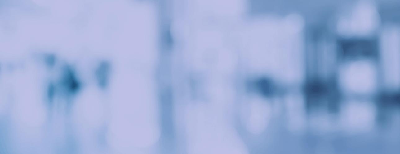 Medical blurred blue background Osteoporosis Canada 1290x499