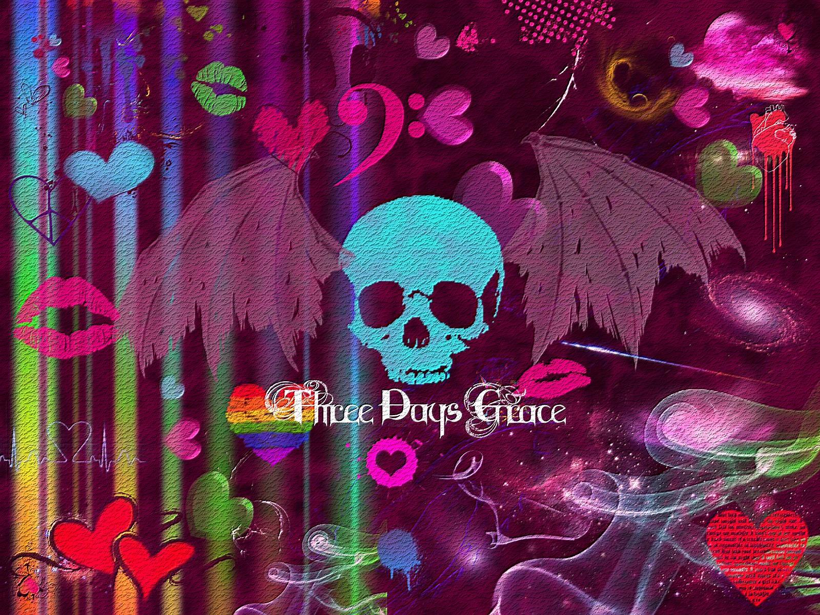 Three Days Grace wallpaper 1600x1200