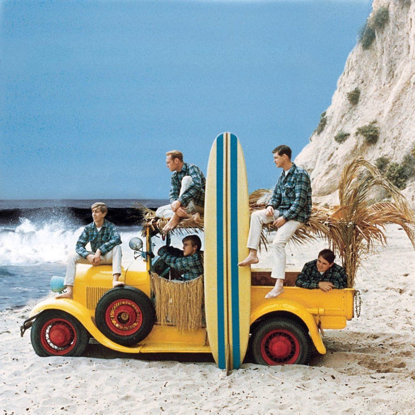 The Beach Boys Crazy Summer 1600x1600