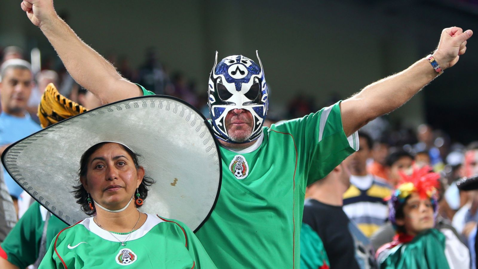Mexico Soccer Fans   Football HD Wallpapers 1600x900