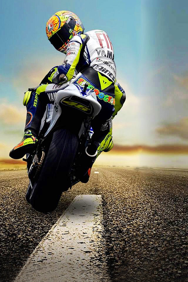 Hd IPhone Wallpapers With Moto GP Theme Hd Motogp Wallpapers For 640x960