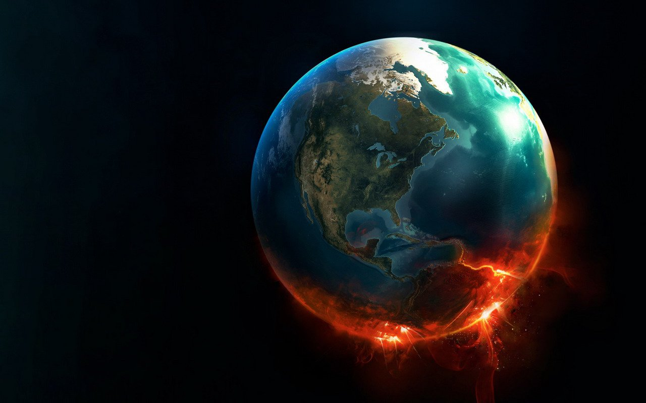 Fire Earth HD Wallpaper for Android   Android Live Wallpaper Download 1280x800