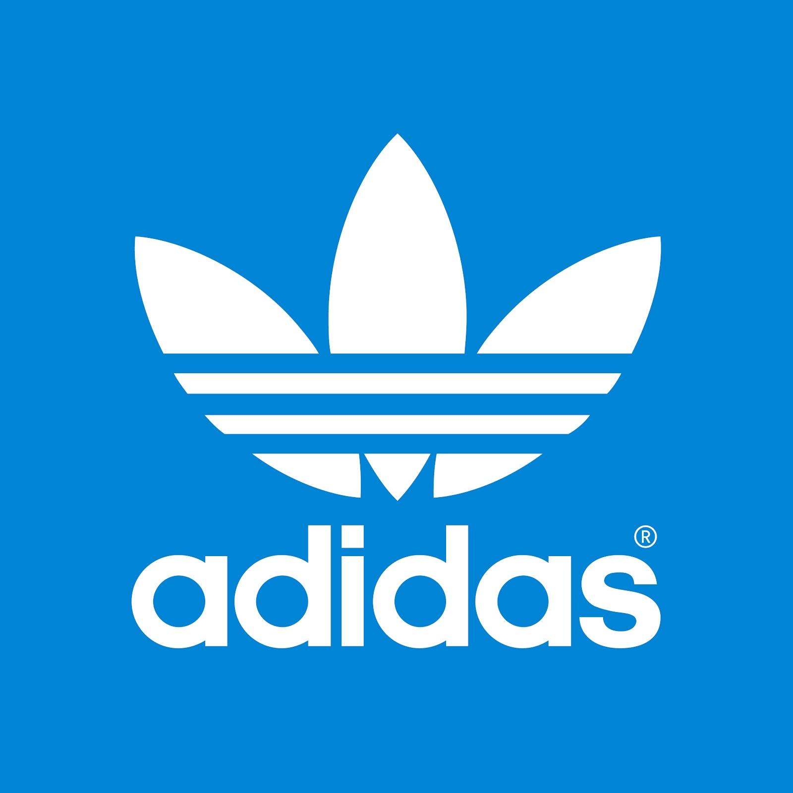 Adidas logo D Z N Pinterest Adidas logo and Logos 1600x1600