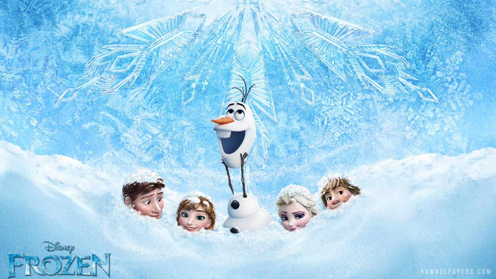 Disney Frozen HD Wallpaper   iHD Wallpapers 1600x900