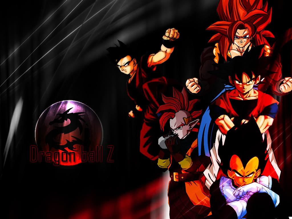 Free Download Dragon Ball Z Background Windows 1447 Wallpaper