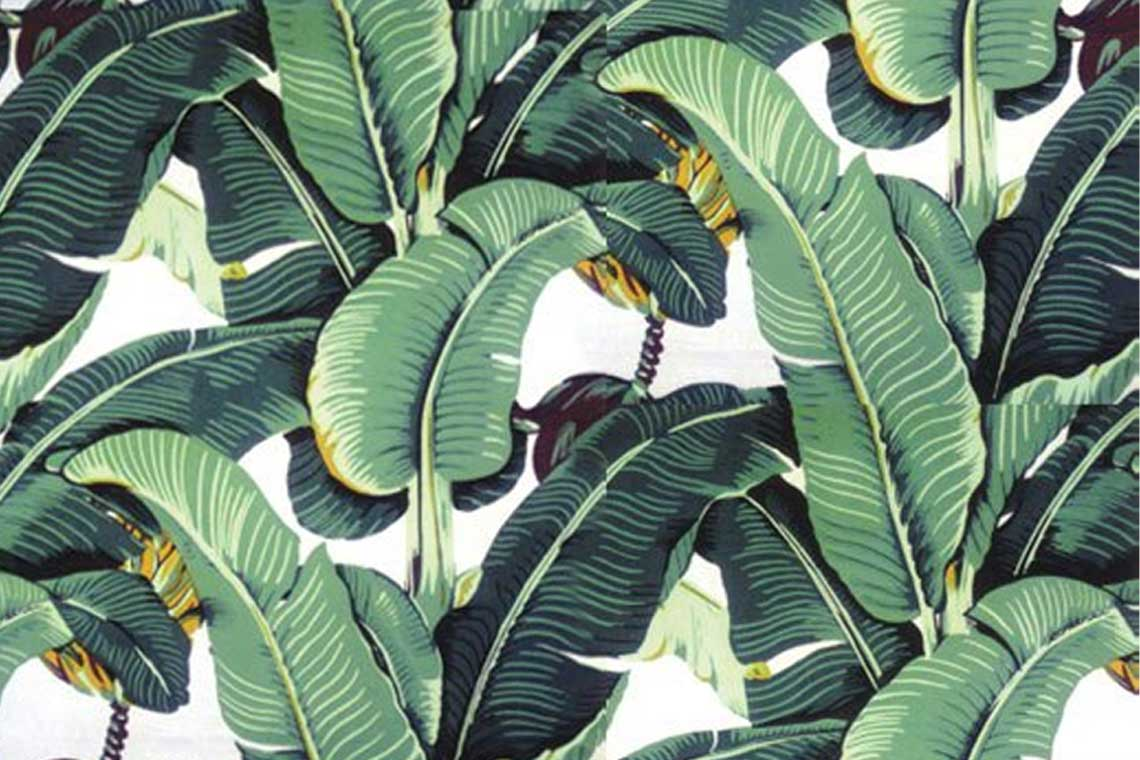 Banana Leaf Print Banana leaf wallpaper 1140x760