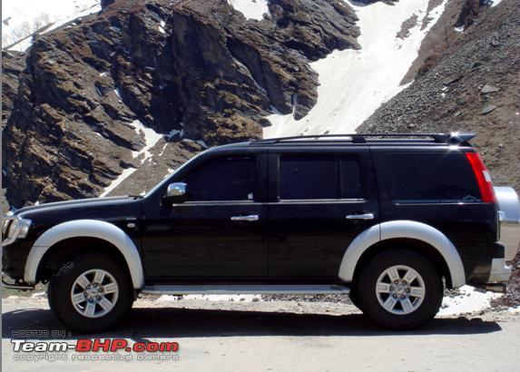 Car Wallpaper Ford Endeavour 30L 4x4 Car Wallpaper 573x410