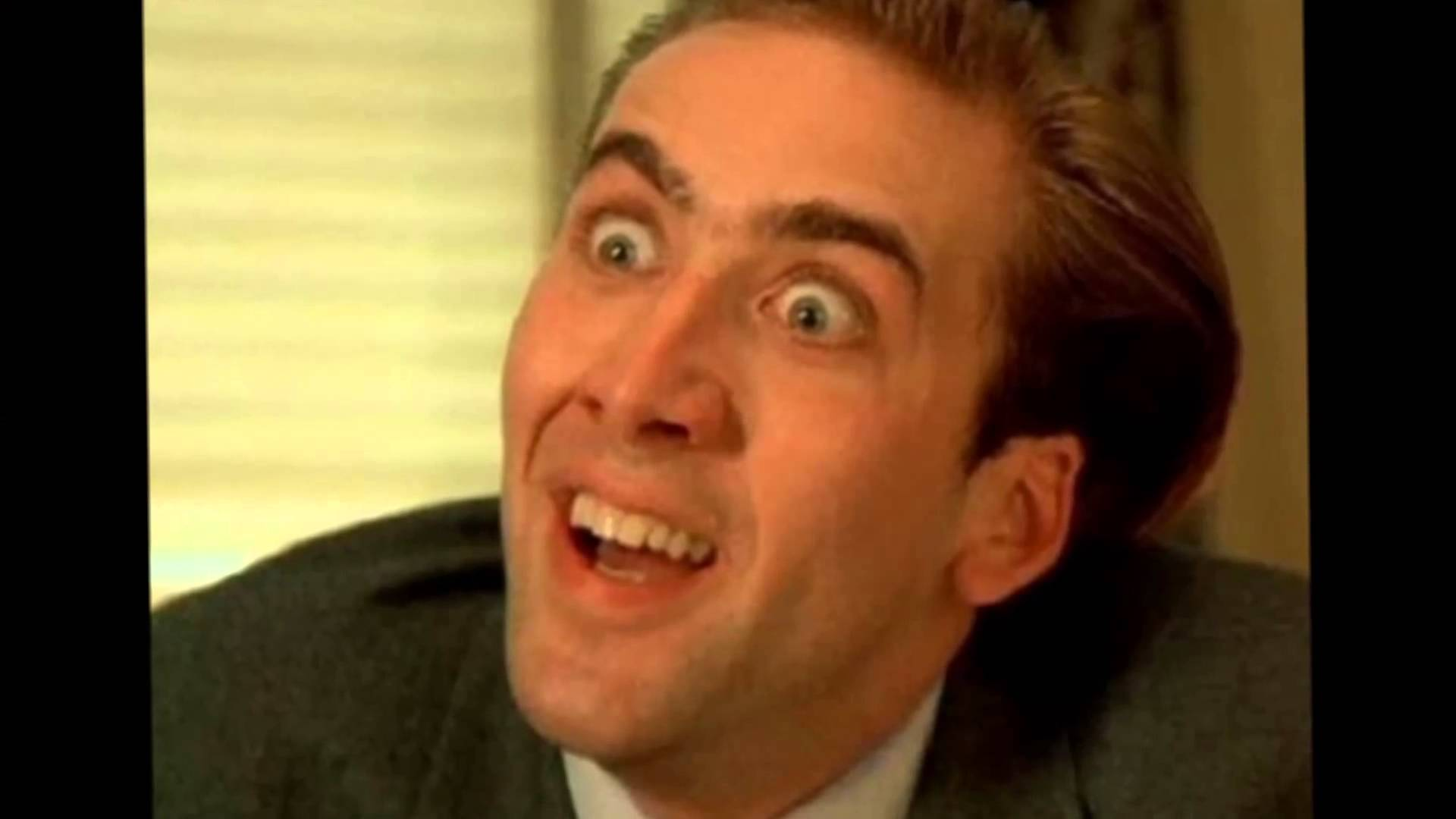 Go Back Pix For Nicolas Cage Funny Face Wallpaper 1920x1080