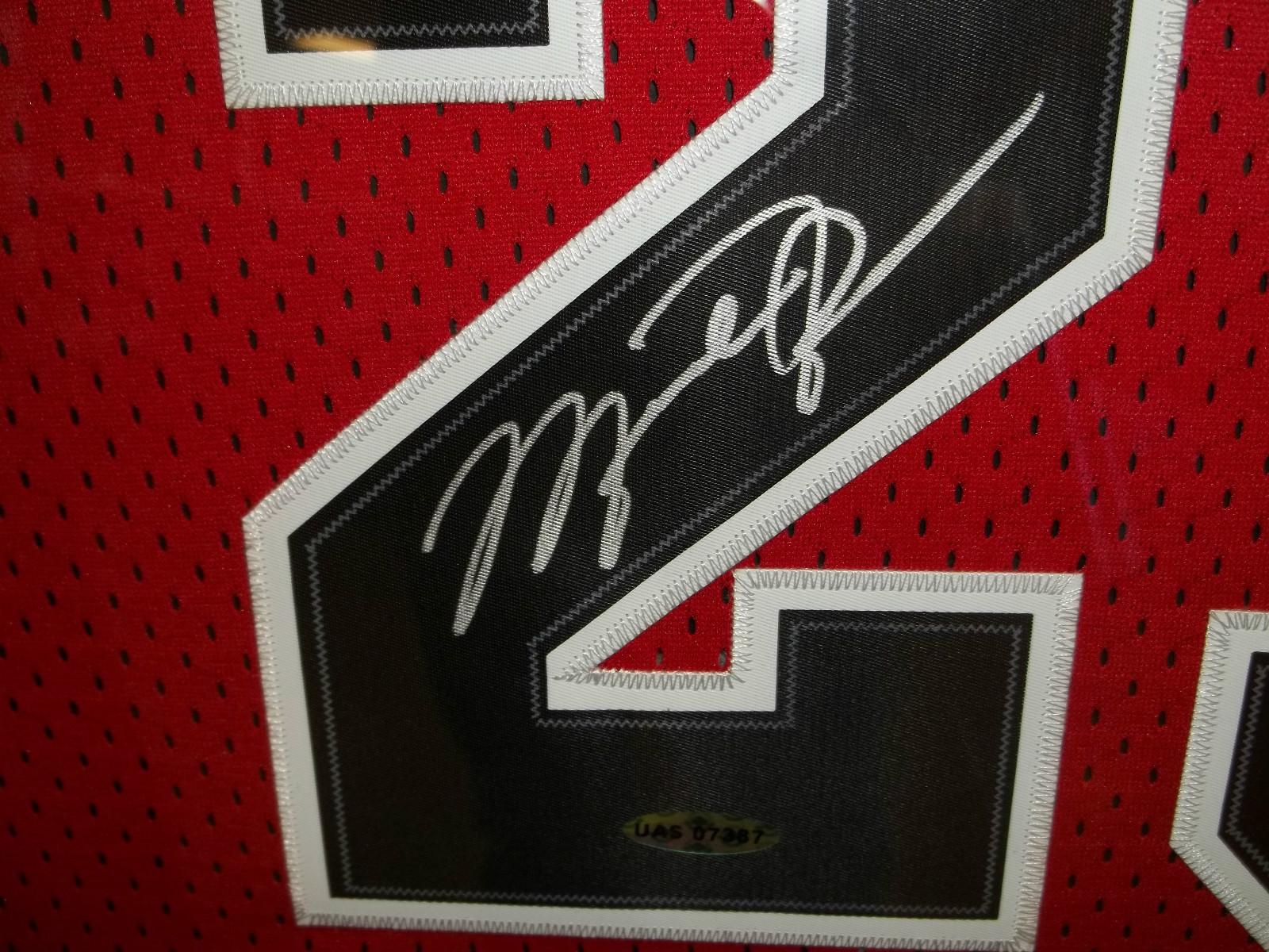 Michael Jordan Jersey Wallpaper - WallpaperSafari