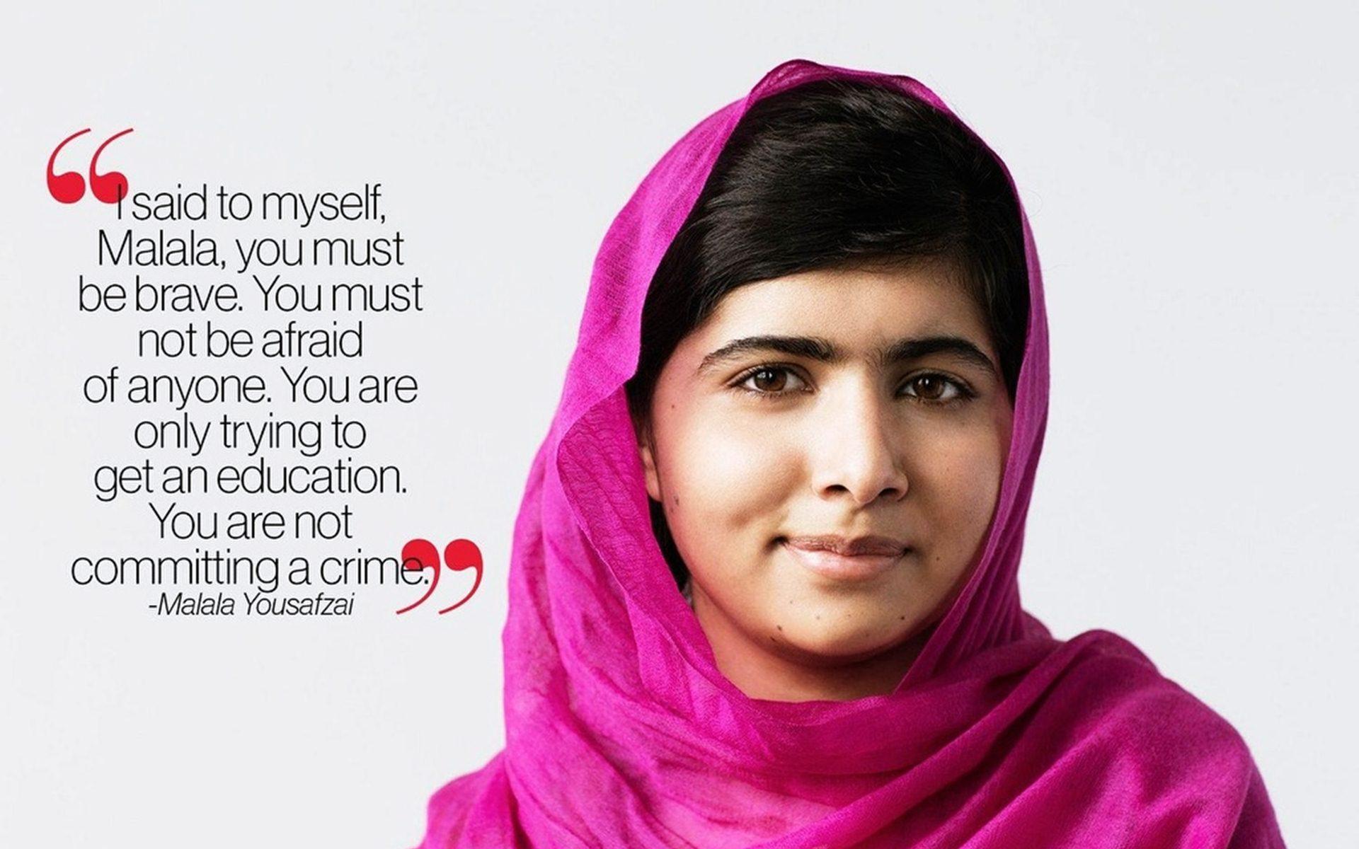 Malala Yousafzai Wallpaper 6   1920 X 1200 stmednet 1920x1200