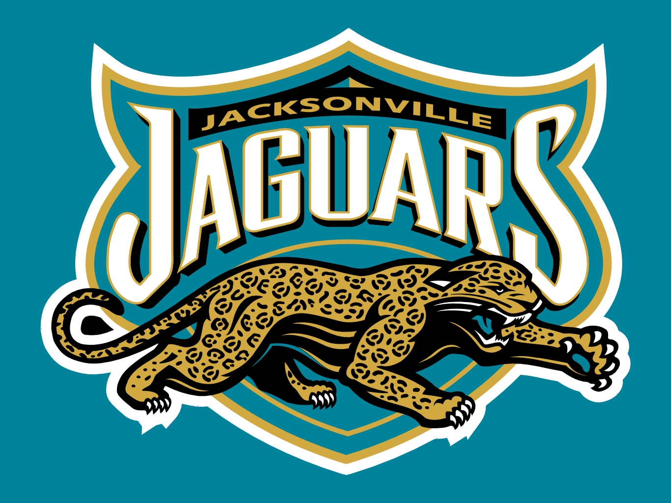 jacksonville jaguars new logo wallpaper - photo #18