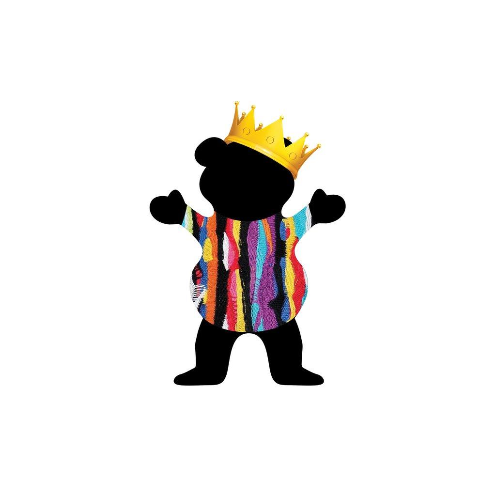 Felipe Gustavo Pro Grip Bear Sticker Grizzly Griptape 1024x1024