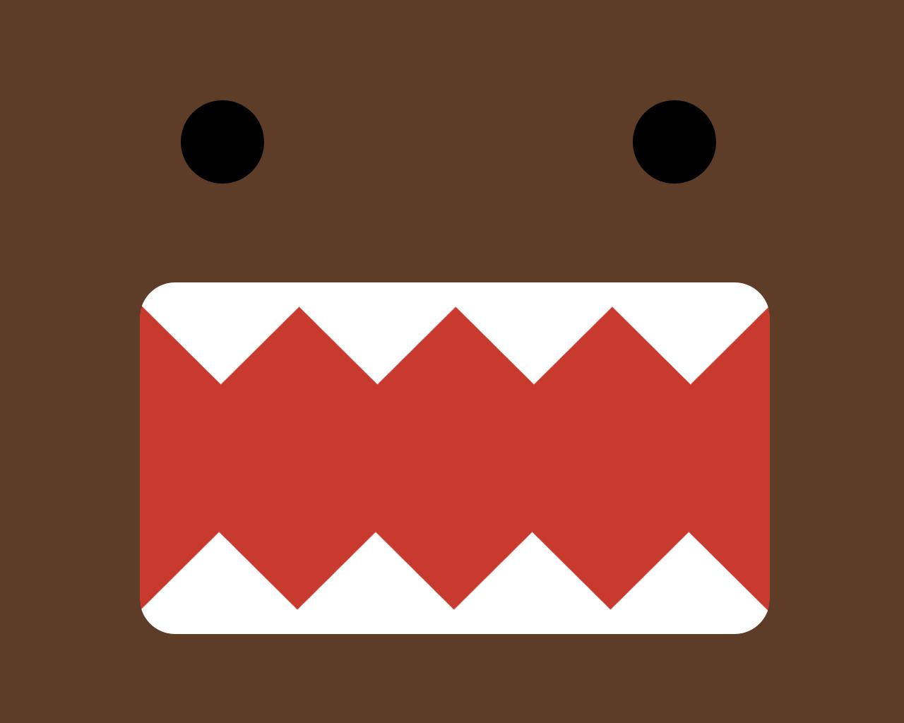 domo kun nhk s mascot wallpaper domo kun nhk s mascot wallpaper domo 1280x1024