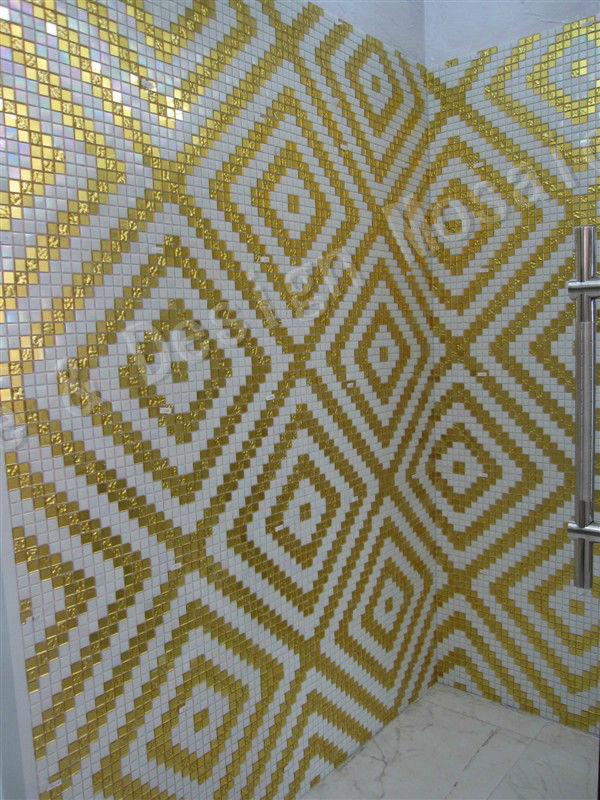 Online Get Cheap Bathroom Wallpaper Designs  Aliexpresscom Alibaba 600x800