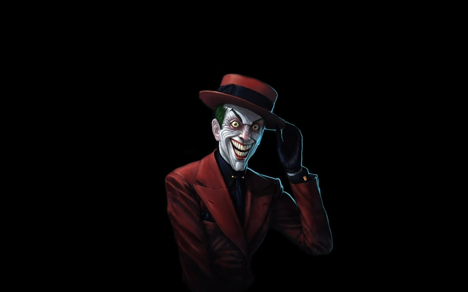 Fondos de Escritorio HD de The Joker   El Guason Batman 1600x1000