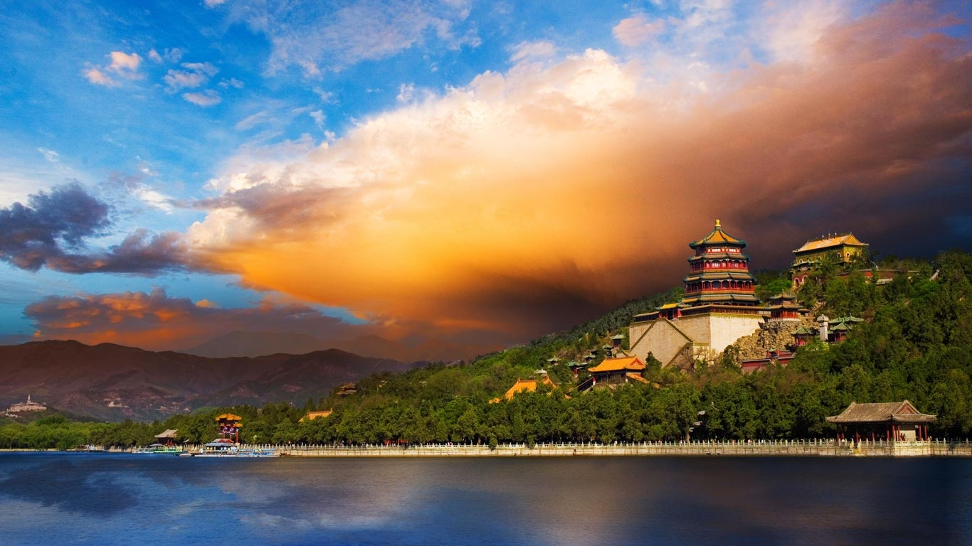 Best View StockAlamy Bing China Wallpaper 1366x768