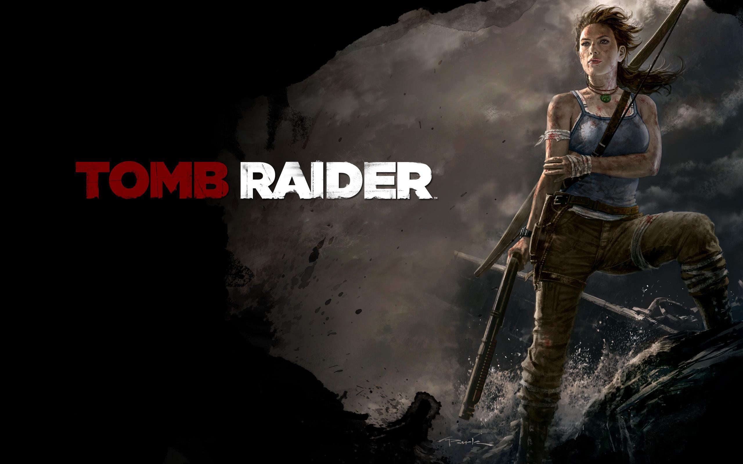 Tomb Raider 2013 video game Wallpaper 6 2560x1600