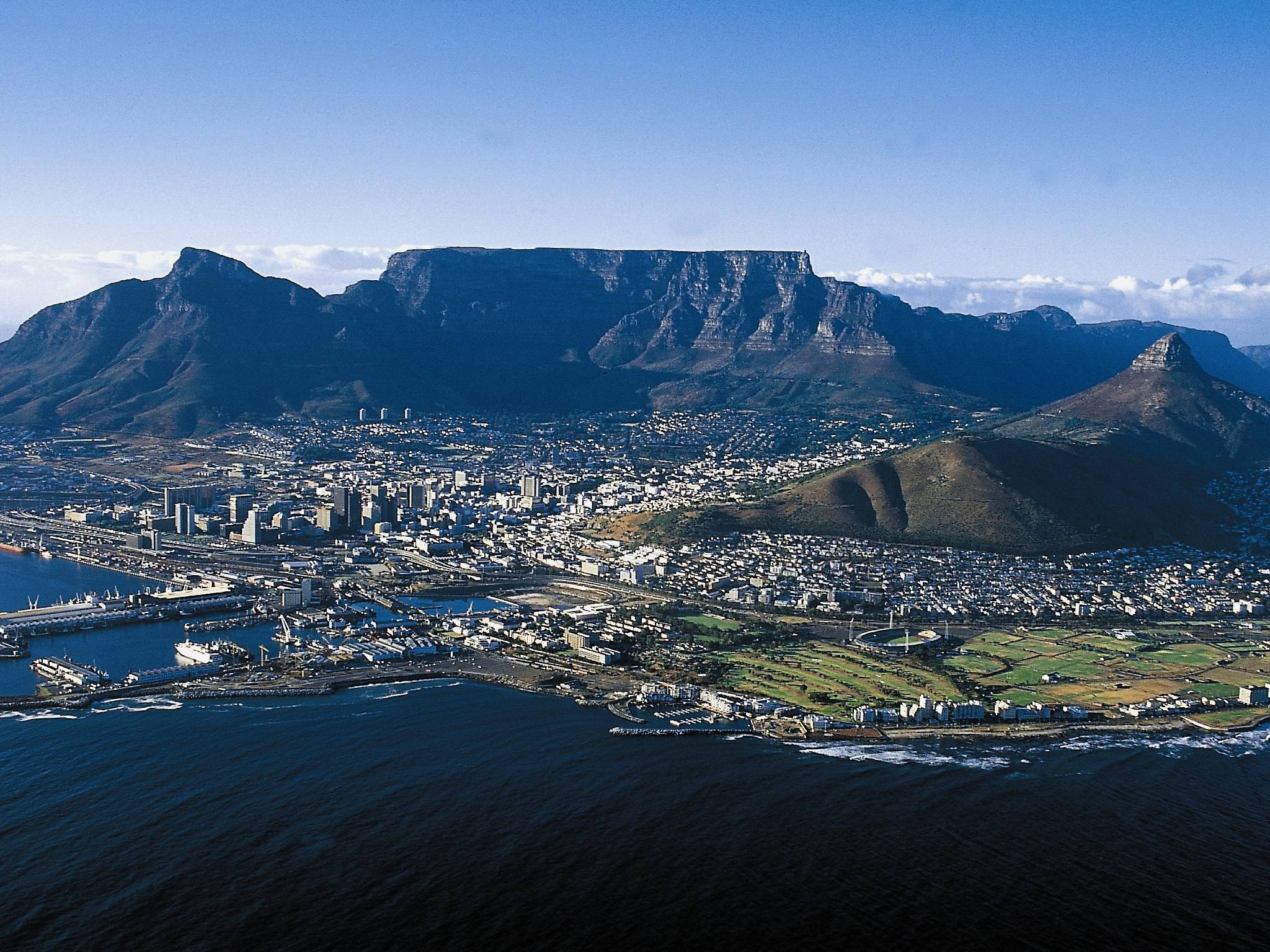 Table Mountain Wallpapers 2048x1536