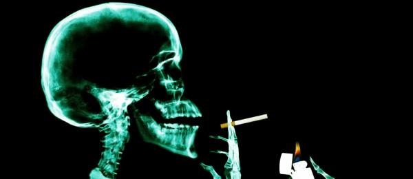 No Smoking Advertising Wallpaper   For the Sake of Your Beloved Ones 600x260