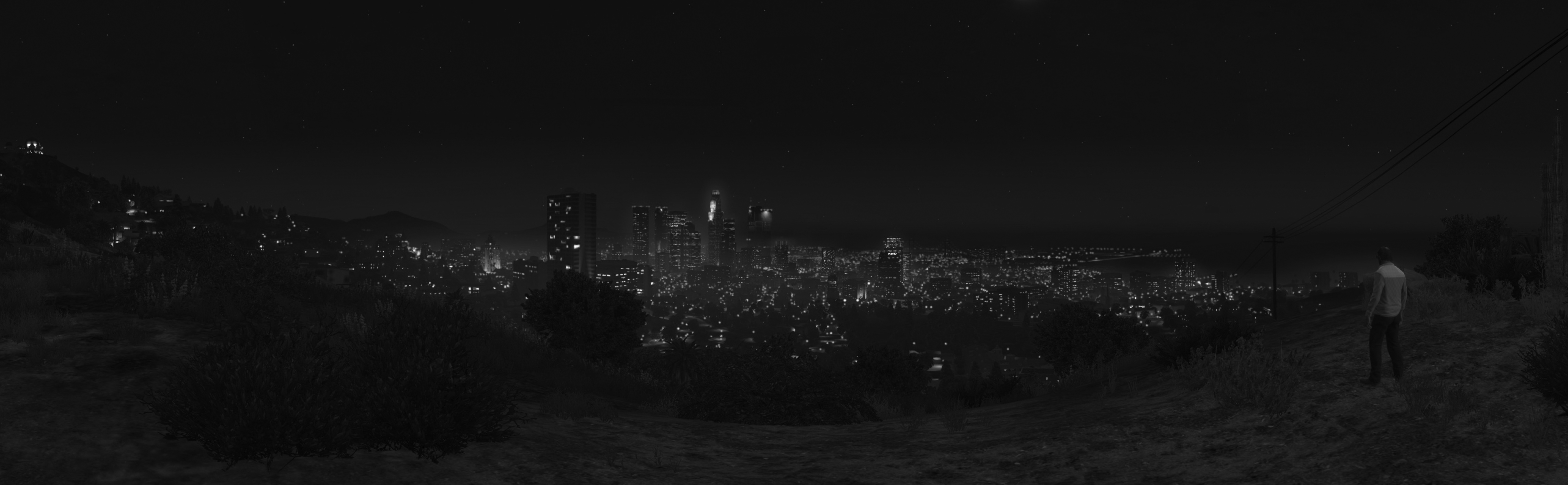 17 Los Santos HD Wallpapers Background Images 5702x1764
