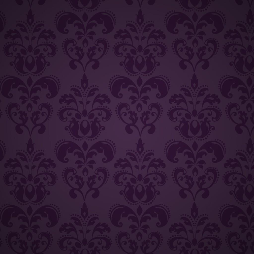 Purple Wallpaper Purple Pattern Wallpaper 1024x1024