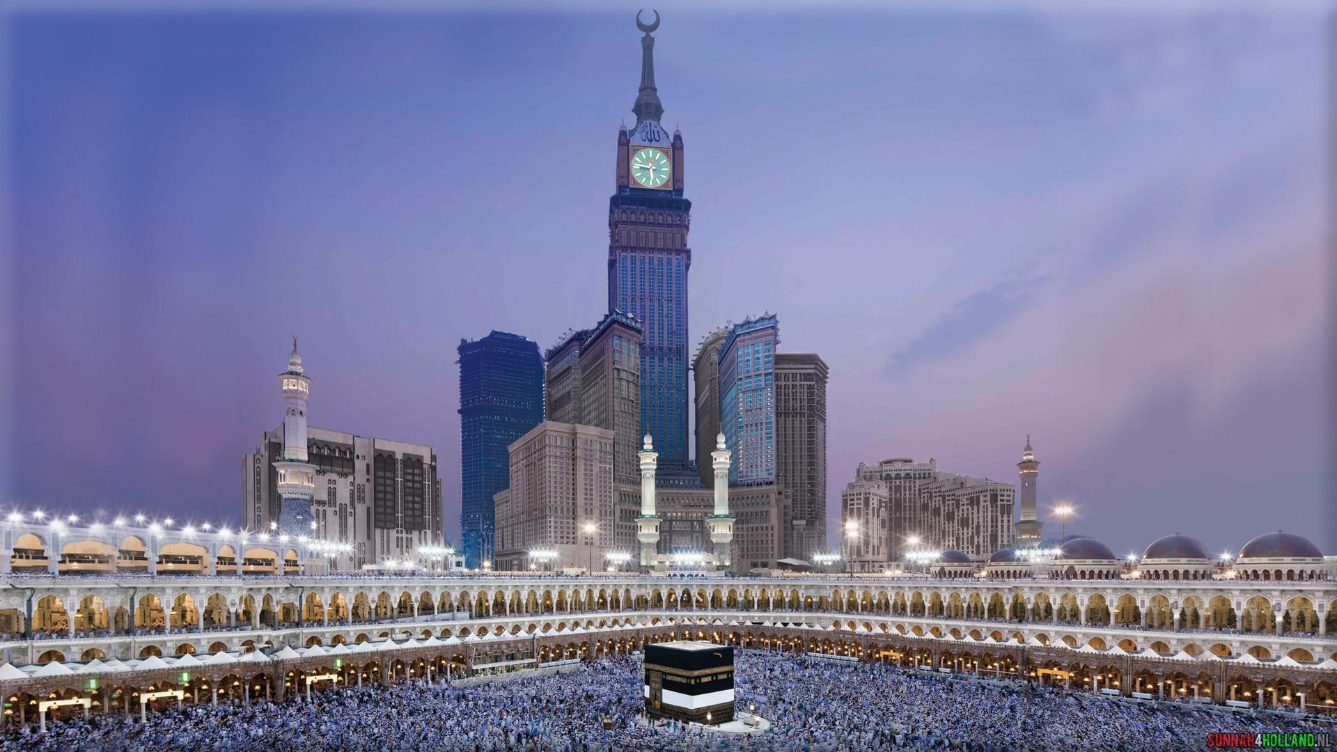 Kaaba Mecca Live Wallpaper islamic background for Android 1920x1080