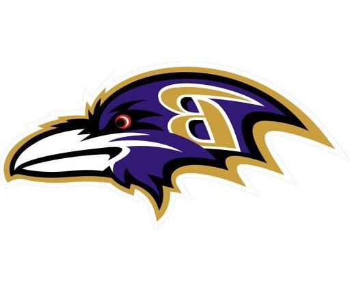 Baltimore Ravens Logo 512x425