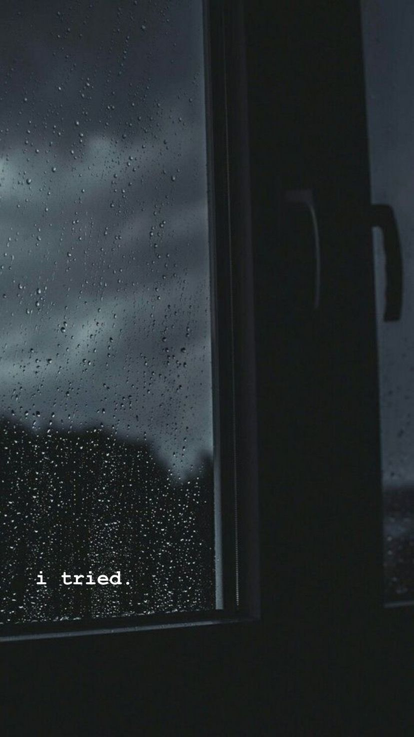 aesthetic rain wallpaper Unique iphone wallpaper Rain