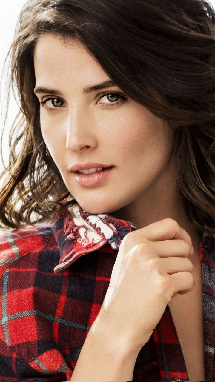 Cobie Smulders pretty actress 720x1280 wallpaper Models in 720x1280