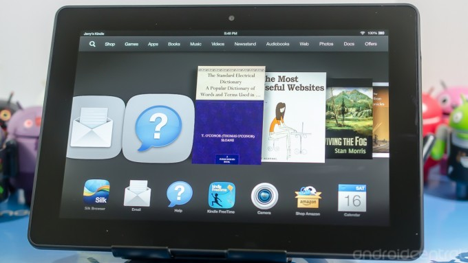 UK takes 20 off its family of Kindle Fire HDX tablets in latest sale 680x383