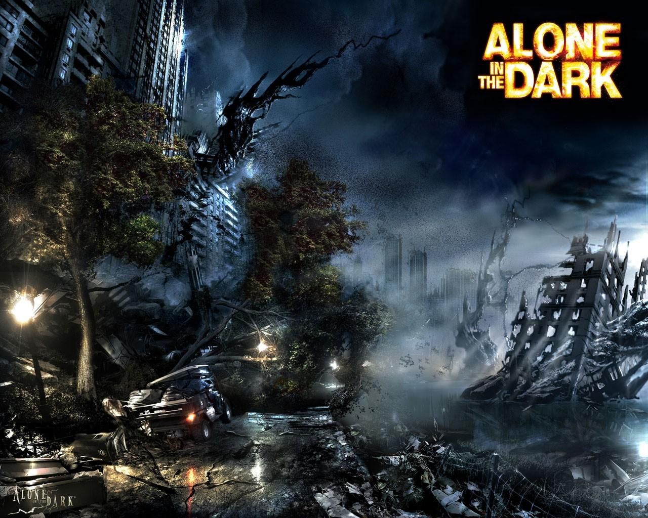 Alone in the Dark Wallpapers   Games Wallpapers 1 1280x1024